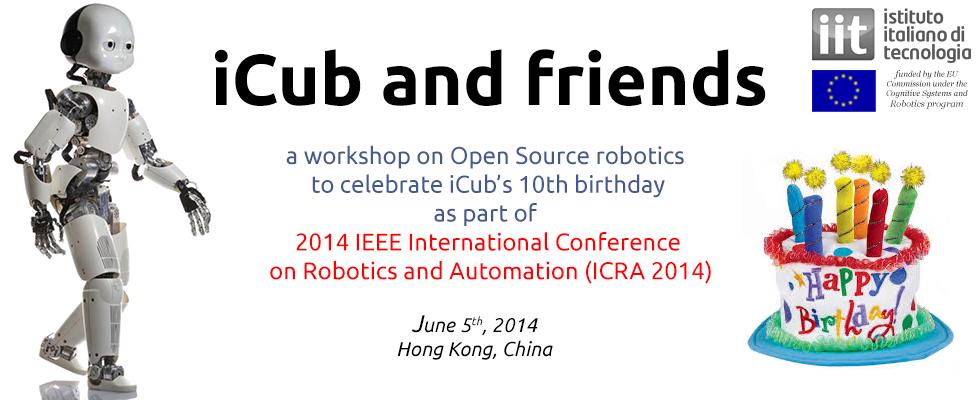 ICRA 2014 - Workshop